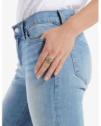 Lucky Brand - Metallic Ring Stack - Lyst