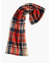 Lucky Brand - Checkered Scarf - Lyst