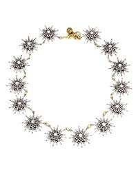 Lulu Frost | White Radiant Necklace | Lyst