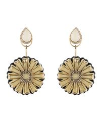 Lulu Frost | Metallic Patti Convertible Earring | Lyst