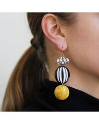 Lulu Frost - Multicolor *vintage* 100 Year Earring 32 - Lyst