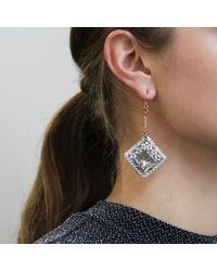 Lulu Frost - Multicolor *vintage* Deco Earring 2 - Lyst