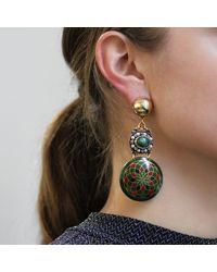 Lulu Frost - Multicolor *vintage* 100 Year Earring 28 - Lyst