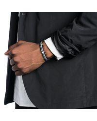 Lulu Frost - Multicolor George Frost Stretch Morse Bracelet - Trust for Men - Lyst