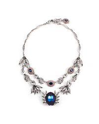 Lulu Frost - Metallic Kezia Necklace - Lyst