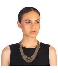 Lulu Frost - Multicolor Claude Draped Necklace - Lyst