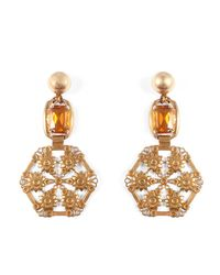 Lulu Frost - Metallic Vintage Journey Earrings 55 - Lyst