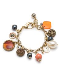 Lulu Frost - Metallic *vintage* Charm Bracelet 1 - Lyst
