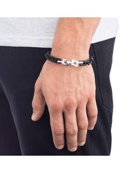 Lulu Frost | Metallic George Frost 75/25 Bracelet for Men | Lyst