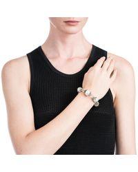 Lulu Frost - Black Electra Bracelet - Lyst