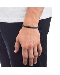 Lulu Frost - Black Fortitude Cuff for Men - Lyst