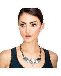 Lulu Frost - Blue Horizon Necklace - Lyst