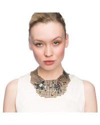 Lulu Frost | Metallic Cite Necklace | Lyst