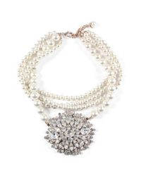 Lulu Frost - Metallic *vintage* One-of-a-kind Necklace #10 - Lyst