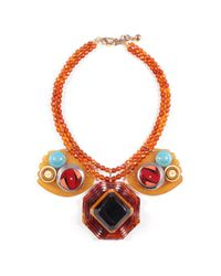 Lulu Frost | Multicolor *vintage* One-of-a-kind Necklace #4 | Lyst