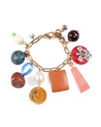 Lulu Frost - Multicolor *vintage* Charm Bracelet #13 - Lyst