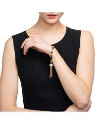 Lulu Frost - Blue Ursula Tassel Bracelet - Lyst