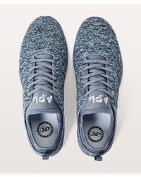 0bf8488e400 lululemon athletica Men's Techloom Phantom Shoe in Gray for Men - Lyst