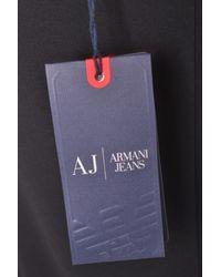 Armani Jeans - Black ARMANI JEANS Dress - Lyst