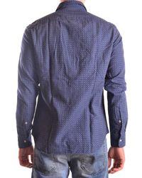 Altea - Blue Altea Shirts for Men - Lyst