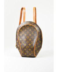 Louis Vuitton. Women s Vintage Brown Monogram Coated Canvas