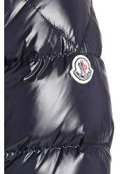 Moncler - Blue Harry Shiny Nylon Down Jacket for Men - Lyst