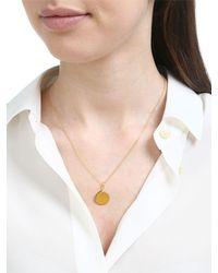 Maria Black - Metallic 65cm Bell Necklace - Lyst