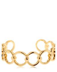 Philippe Audibert - Metallic Alyssa Cuff Bracelet - Lyst