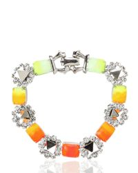 Tom Binns | Metallic Noble Savage Color Bracelet | Lyst