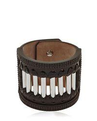Petteri Hemmilä | Black Cage Bracelet | Lyst