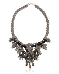 EK Thongprasert | Gray Port De Bras Necklace | Lyst
