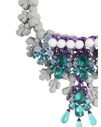 EK Thongprasert - Purple Arabesque Necklace - Lyst