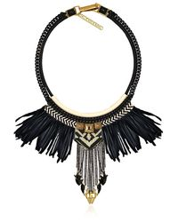 Fiona Paxton - Black Astrid Necklace - Lyst