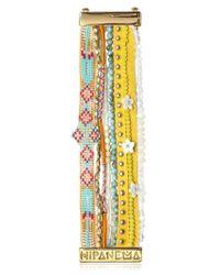 Hipanema | Metallic Aloha Bracelet | Lyst