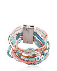 Hipanema | Metallic Maupiti Bracelet | Lyst