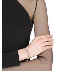 Roberto Marroni - Metallic Oxidized White Gold Bracelet - Lyst