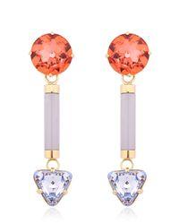 Valentina Brugnatelli | Multicolor Anjelica Earrings | Lyst
