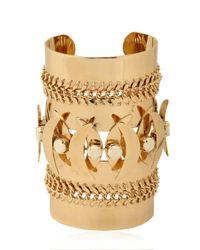 La Perla | Metallic Tanzania Cuff Bracelet | Lyst