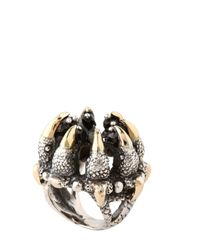 KD2024 | Metallic Parrot Vortex Ring | Lyst