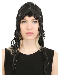KD2024 | Black Earth Thing Headpiece for Men | Lyst
