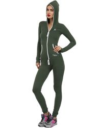 OnePiece | Green Aviator Jumpsuit | Lyst