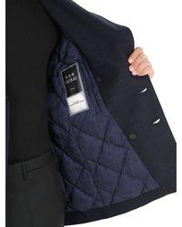 Tatras - Blue Atelier Cavaione Wool Blend Jacket - Lyst