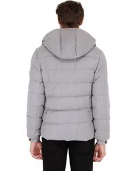 Tatras - Gray Elegance Lirone Wool Down Jacket - Lyst
