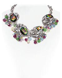 Gabriele Frantzen - Green Rainbow Necklace - Lyst