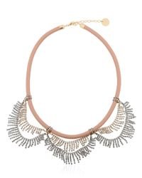 Anton Heunis - Pink The Roaring Twenties Necklace - Lyst