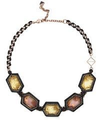 Nocturne - Multicolor Nadia Necklace - Lyst