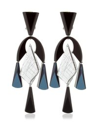 Silvia Rossi | Blue Ballet Earrings | Lyst