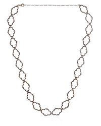Stone Paris | Black Moon River Necklace | Lyst