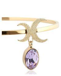 Maria Francesca Pepe   Purple Goddess Arm Cuff   Lyst