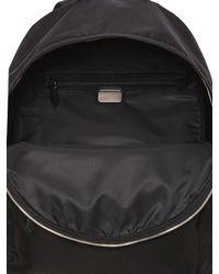 Givenchy - Black Monkeys Printed Nylon Backpack for Men - Lyst